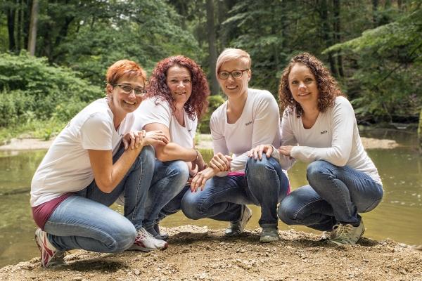 Foto Team Hoarschneida Karin Pum